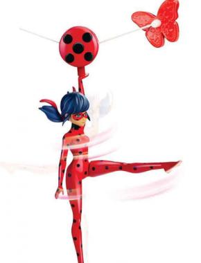 Кукла Miraculous Леди Баг и супер Кот Невероятный полет (39733)