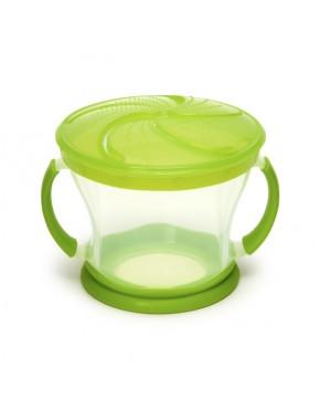 Контейнер для печенья (зеленый)
