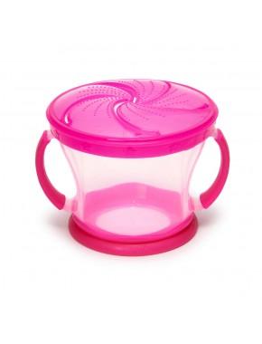 Контейнер для печенья (розовый)