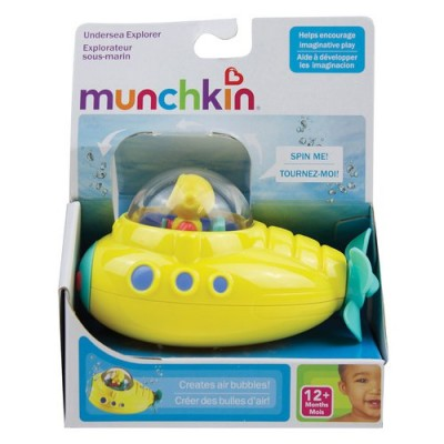 Игрушка для ванны «Подводный исследователь»