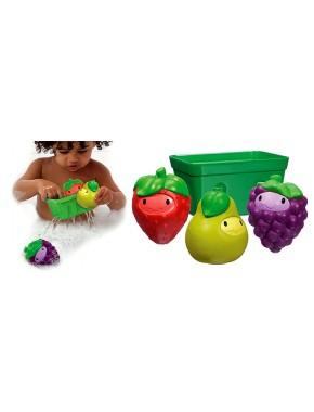 Игрушка для ванны «Корзина фруктов»