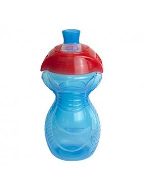"Бутылка непроливна ""Chew Proof"", 296мл. (Голубая)"