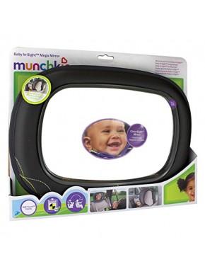 """Дзеркало для дитини в автомобілі """"Baby Mega Mirror"""" (012054)"""