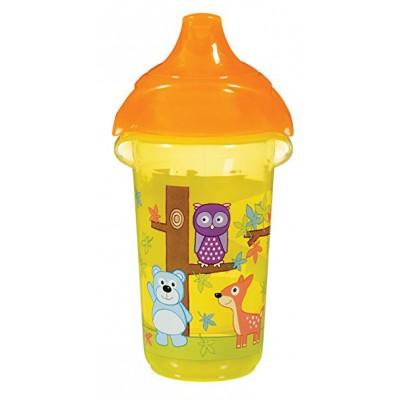 "Бутылка непроливна ""Deco Sippy"", 266мл. (Желтая)"