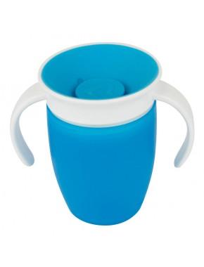 "Чашка непроливна ""Miracle 360"", 207мл. (Голубая)"