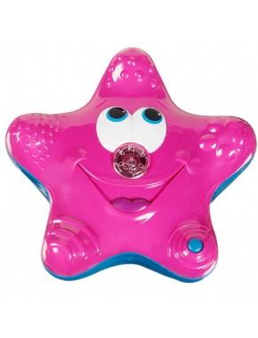 Игрушка для ванны «Звездочка» (розовая)