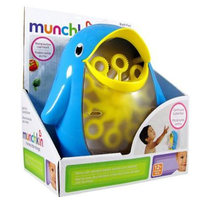 Игрушка для ванны «Мыльные пузыри»