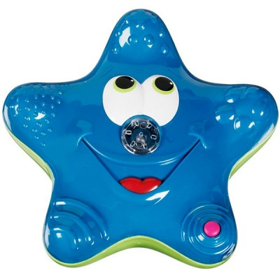 Игрушка для ванны «Звездочка» (голубая)