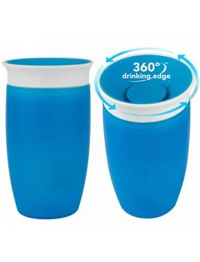 "Чашка непроливна ""Miracle 360"", 296мл. (Голубая)"