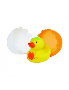 Игрушка для ванны «Утенок» (желтое)