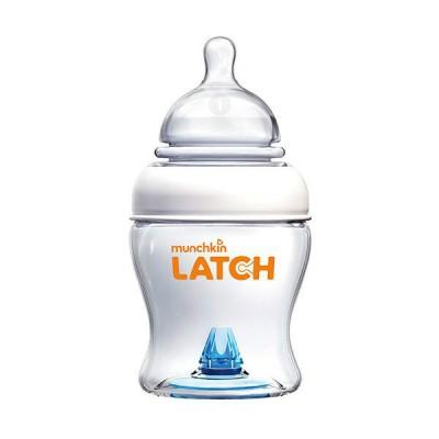 Бутылка пластиковая для детского питания 120мл., (Stage 1), 1шт.