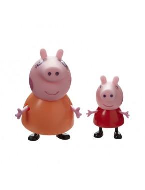Набор фигурок Peppa - Семья Пеппы (Пеппа и Мама) (20837-1)