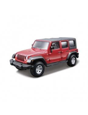 Авто-конструктор - JEEP WRANGLER UNLIMITED RUBICON (18-45121)