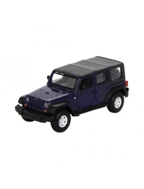 Автомодель - JEEP WRANGLER UNLIMITED RUBICON (18-43012)