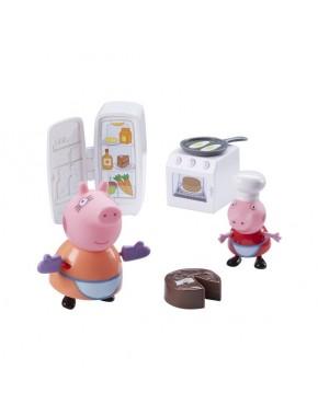 Игровой мини-набор Peppa - КУХНЯ ПЕППЫ (06148)