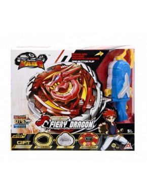 БэйБлейд Infinity Nado с пускателем Огненный Дракон (Fiery Dragon ) V серія Advanced (YW634402)