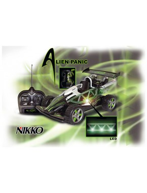 Автомобиль на р/у 1:20 Alien Panic 1 Nikko (200041B2)