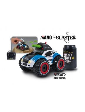 Машинка на р/у Nikko Nano Blaster Black-blue (910025A2)