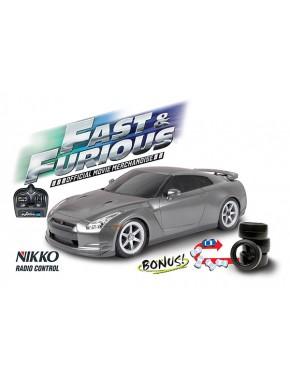 Автомобиль на р/у Nissan GTR (1:16) Nikko (160228E2)