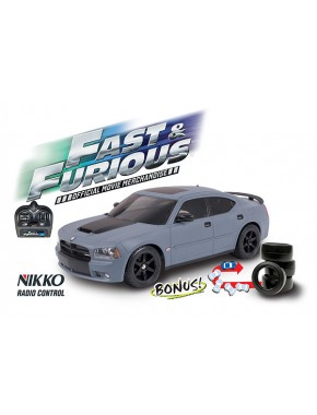 Автомобиль на р/у Dodge Charger (1:16) Nikko (160192A2)