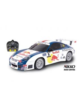 Автомобиль на р/у Porsche 911 GT3RS Red Bull 1:16 Nikko (160169A2)