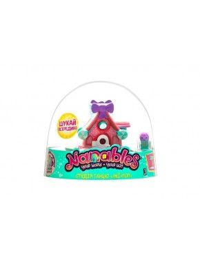 Игровая фигурка Jazwares Nanables Small House Город сладостей, Студия танца Луи-Поп (NNB0016)