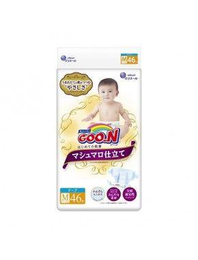 Подгузники Goo.N Super Premium Marshmallow Для Детей M, 6-11 Кг (853348)