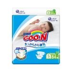 Подгузники Goo.N S для детей 4 - 8 кг унисекс, 84 шт (853621)