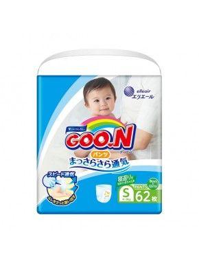 Трусики-Подгузники Goo.N Для Активных Детей, S, 4-9 Кг (853625)