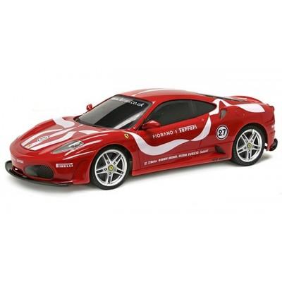 Автомобиль на р/у Ferrari F430 1:10 New Bright Ferrari (61028)