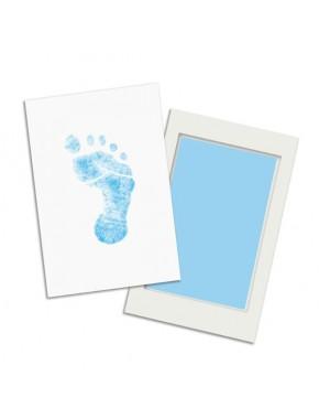 Подарункова подушечка для чорнильного відбитку (блакитна)