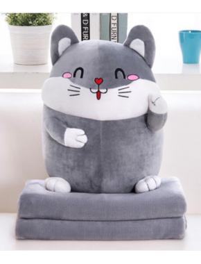 Плед+Подушка(Мышка)