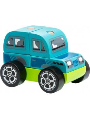 Cubika — Машинка Внедорожник Кубика LM-9