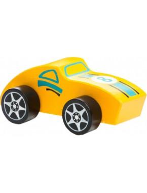 Деревянная игрушка Cubika Машинка Тера-Спорт LM-4 (12954)