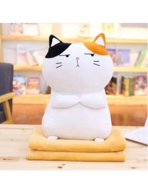 Плед+Подушка( Котик 2)