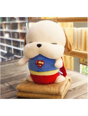 Плед+Подушка(Superman)