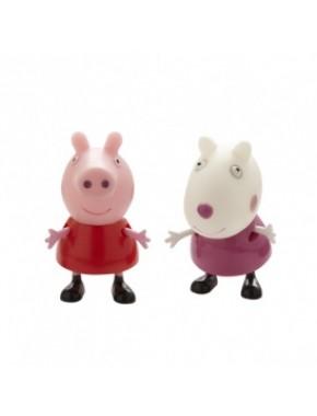 Набор фигурок Peppa - ПЕППА И ЕЕ ДРУЗЬЯ (Пеппа и Сюзи)