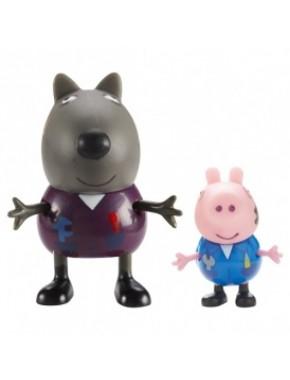 Набор фигурок Peppa - ПЕППА И ЕЕ ДРУЗЬЯ (Джордж и Дэнни)