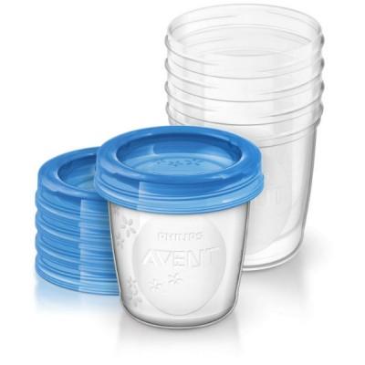 Контейнеры для грудного молока Philips Avent SCF 619/05