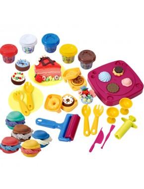 Набор для лепки Playgo Фабрика десертов