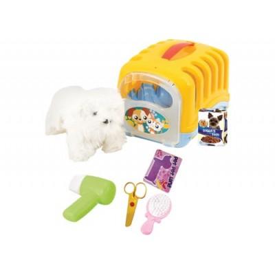 Игровой набор Салон красоты для животных PlayGo