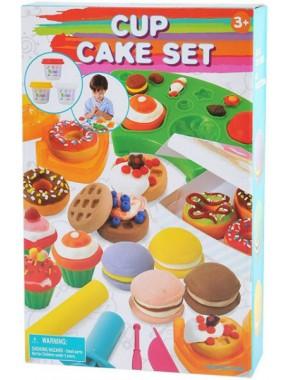 Набор для лепки Кексы PlayGo