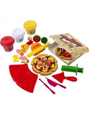 Набор для лепки Playgo Пиццерия Pizza Set