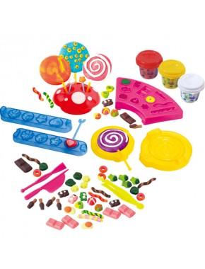 Набор для лепки Playgo Фабрика конфет Candy Set