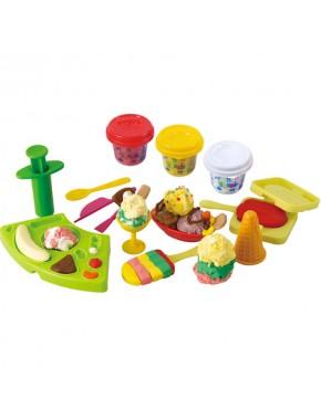 Набор для лепки Playgo Мороженое Ice-Cream Set