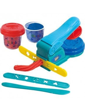 Набор для лепки с прессом Playgo Extruder