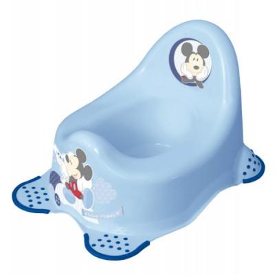 Детский горшок Prima Baby Mickey голубой (8652.659(HP))