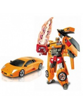 Робот-трансформер - LAMBORGHINI MURCIELAGO (52010R)