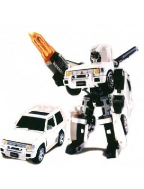 Робот-трансформер - MITSUBISHI PAJERO