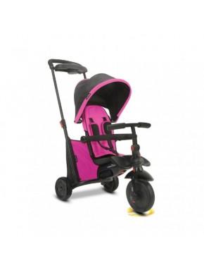 Велосипед SmarTfold 500 7 в 1, Smart Trike (розовый)
